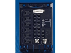 Modular mini controller with high-current relay outputs for mobile machines