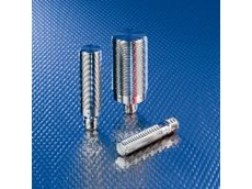 Stainless steel metal face inductive sensors