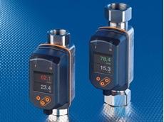 New compact vortex flow meters with user-friendly TFT display