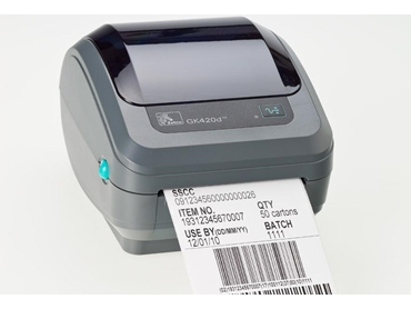 TT Printer and SSCC Labels