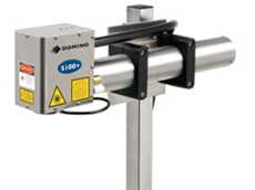 Domino S100+ scribing lasers are compact and reliable
