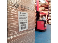 Insignia have a five step system to ensure efficient pallet labelling