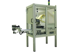M600-TP602 pallet label applicators from Insignia