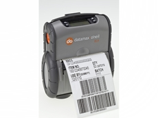 Mobile Label and Receipt Printers - Datamax-O'Neil RL4