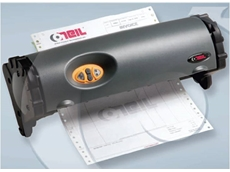 O'Neill VMP truck mounted portable impact printer