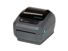The Zebra GK420 desktop printer