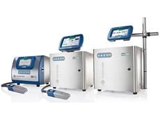 Domino's Ax-Series Continuous Inkjet Coders