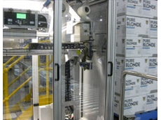 the Domino print and apply label applicator system as supplied to CUB