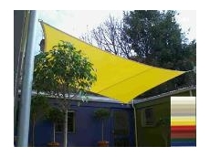 The shade sail