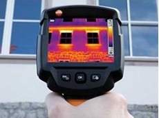 Thermal imagers can be used to safeguard against workplace hazards