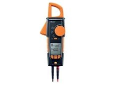 The testo 770 clamp meter with revolutionary