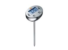 testo stainless steel mini thermometer
