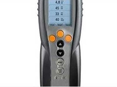 testo 340 diesel engine analyser is a versatile handheld analyser for industrial flue gas analysis