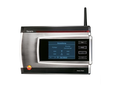 Wireless Measurement Equipment for Humidity and Temperature