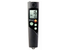317-3 carbon monoxide monitors provide all the measurement functions needed to service gas heating systems